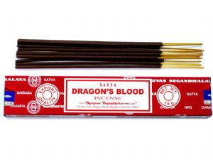 Dragon's Blood - Satya Incense Sticks (15g)
